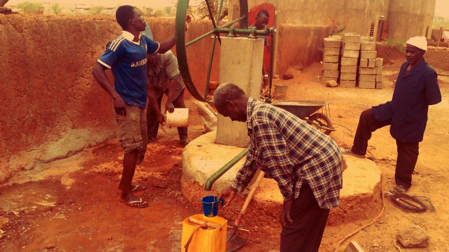 gemeinsam für Wapa Projekt Wasser für Wapa