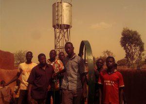 gemeinsam für wapa Projekt wasser für wapa wasserpumpe